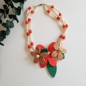 Jewelry - ISLAND STATEMENT NECKLACE